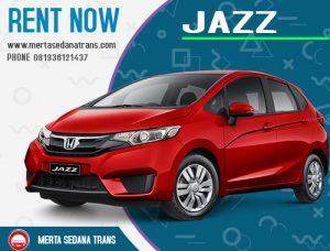 Sewa mobil Honda Jazz di Bali